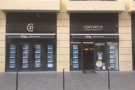 Agence immobilière CENTURY 21 Lafage Transactions, 06300 NICE